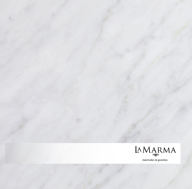 Blanco carrara extra m rmol la marma s a empresa for Marmol travertino chile